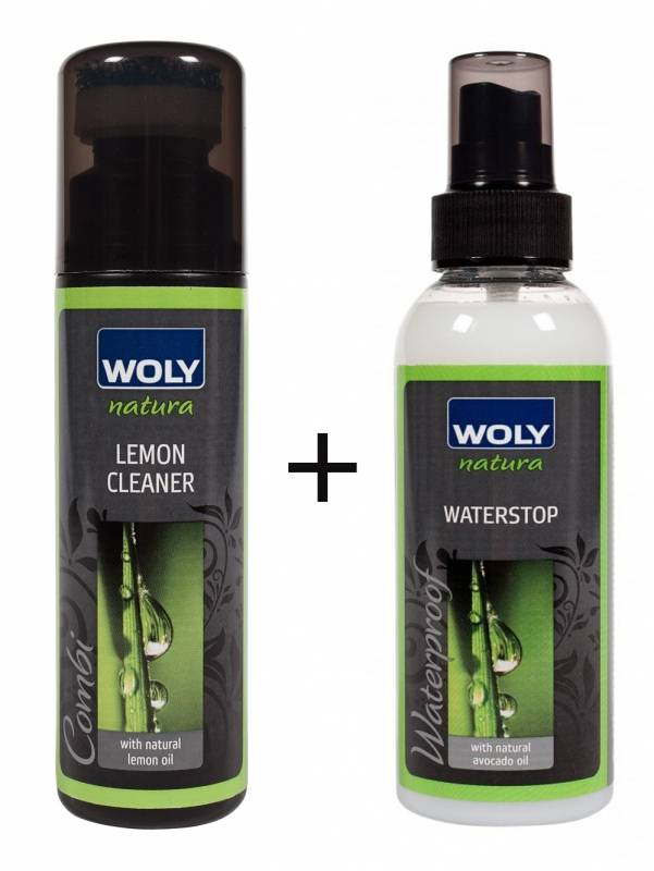 Woly Natura Shoe Care Kit
