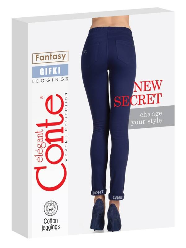 Conte Gifki jeggingsit navy long