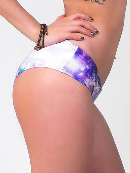 RAD Polewear Galaxy shortsit