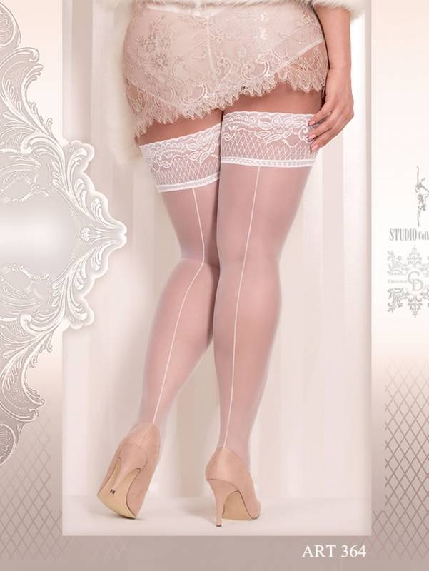 Studio Ballerina Prive 364 stay-up sukat